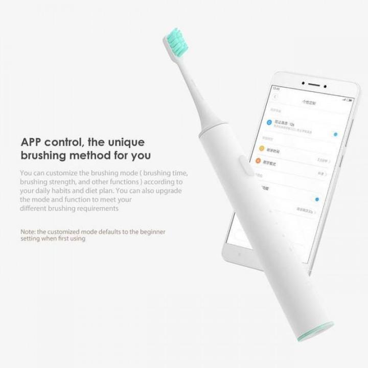 Электрическая зубная щетка Xiaomi Ultrasonic Toothbrush (DDYS01SKS) (Белый)