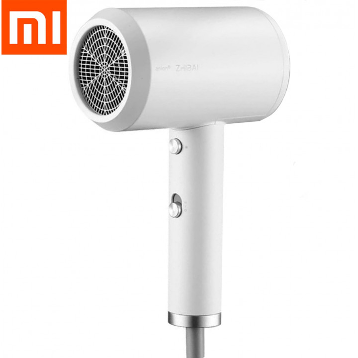 Фен для волос Xiaomi Zhibai Ion Hair Dryer (Белый) (HL3)