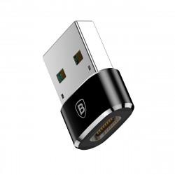 Адаптер Baseus Mini Type-C female To USB Male (PB1192Z)