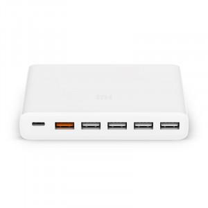 Зарядное устройство Xiaomi Super Fast Charger на 6 USB портов (60W)