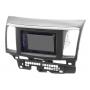 CARAV 08-006 (2 DIN монтажная рамка для а/м MITSUBISHI Lancer Х, Galant Fortis 2007+ / PROTON Inspira 2010+)