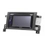 CARAV 09-001 (2 DIN монтажная рамка для а/м SUZUKI Grand Vitara, Escudo 2005+)