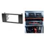 CARAV 11-041 (2 DIN монтажная рамка для а/м BMW 5-Series (E39) 1995-2003; X5 (E53) 1999-2006)
