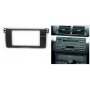 CARAV 11-498 (2 DIN монтажная рамка для а/м BMW 3-Series (E46) 1998-2005)
