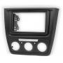 CARAV 11-584 (2 DIN монтажная рамка для а/м SKODA Yeti 2009-2017 Без климат-контроля)