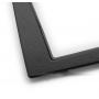 CARAV 11-620 (2 DIN монтажная рамка для а/м LADA Granta 2013-2017, Kalina 2013-2018)