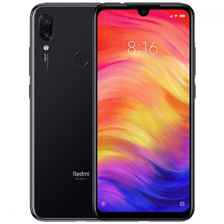Xiaomi Redmi Note 7 4/64Gb РОСТЕСТ (Черный)