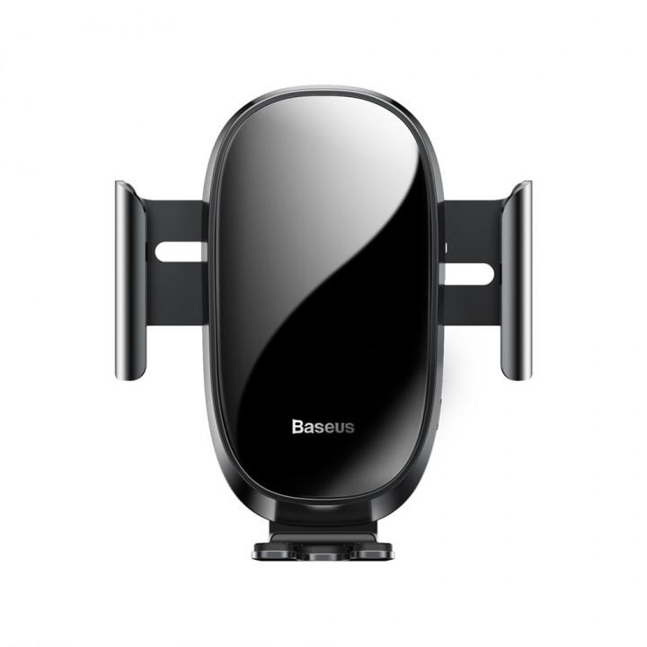 Автомобильный держатель Baseus Smart Car Mount Cell Phone Holder (Черный) (SUGENT-ZN01)