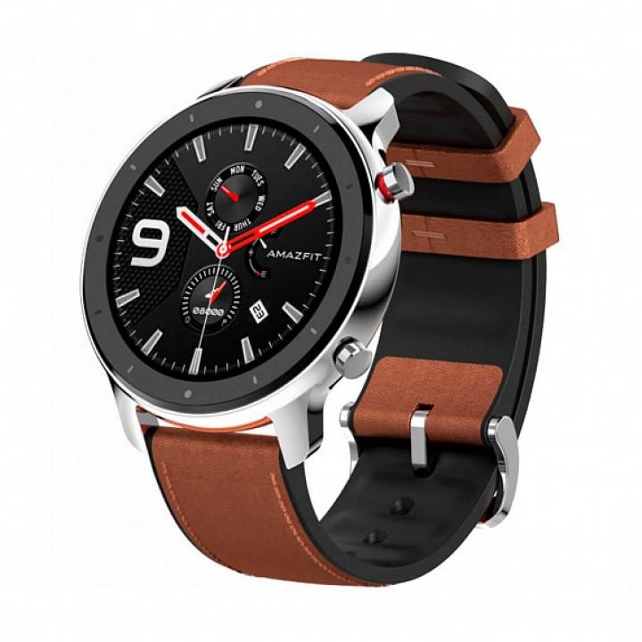 Смарт-часы Xiaomi Amazfit GTR 47 mm (Стальной корпус)