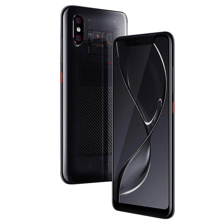 Xiaomi Mi8 Pro 8/128Gb Global Version (Titanium black Черный титан)