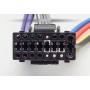 CARAV 15-103 (ISO-Кабель для ГУ Kenwood DPX-; KDC-; KMD-; KRC-; PS-; Z-series / JVC KD-; KS-series  16-pin(22x10mm) -> ISO(f))