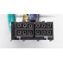 CARAV 15-104 (ISO-Кабель для ГУ LG (GoldStar) TCC-series 12-pin(20x7mm) -> ISO(f))