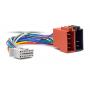 CARAV 15-105 (ISO-Кабель для ГУ Panasonic CQ C-/DFX-/DP-/HR-/HX-/MX-/RD-/RDP-/RX-/VCD-series 16-pin(22x11mm) -> ISO(f))