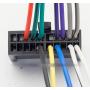 CARAV 15-108 (ISO-Кабель для ГУ Audiovox / AEG / Clatronic / Foryou / Mystery / Prology / Elenberg  20-pin(29x7mm) -> ISO(f))
