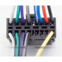 CARAV 15-109 ISO-Кабель для ГУ Sony CD-/CDX-/MD-/MDX-/MEX-/WX-/XR-/XT-/XAV-series/JVC KD-/KS-/KW-series 16-pin(30x12mm) - ISO(f)