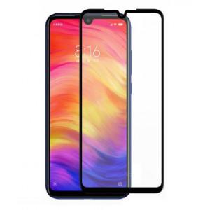 Защитное стекло Xiaomi Mi Play (Черное)