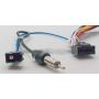 CARAV 16-002 Провода для Android ГУ HONDA 2008+/Power/Speakers/Antenna