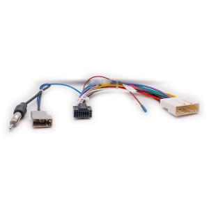 CARAV 16-008 Провода для Android ГУ NISSAN 2006+/SUBARU 2007+/Power/Speakers/Antenna/Wheel