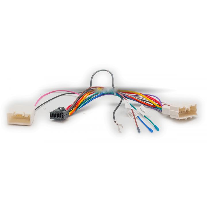 CARAV 16-011 Провода для Android ГУ MITSUBISHI1995+/Power/Speakers/Wheel
