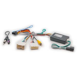 CARAV 16-032 Провода для Android ГУ RENAULT 2012+/DACIA 2011+/Power/Speakers/Antenna/Camera/CANBUS