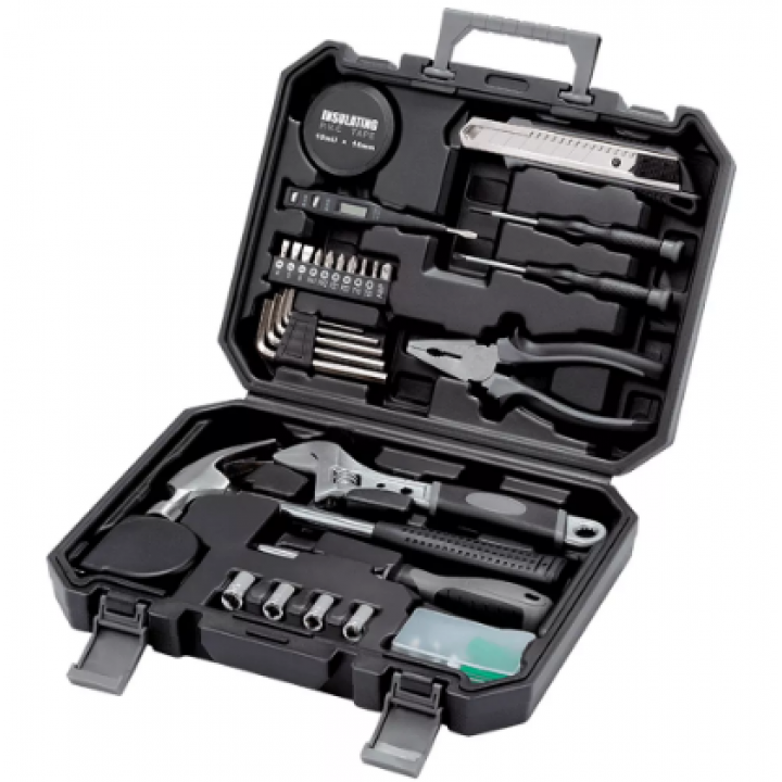 Набор инструментов JIUXUN TOOLS 60-in-one Daily Life Kit