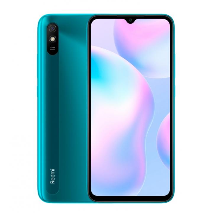 Xiaomi Redmi 9A 2/32Gb РОСТЕСТ (Зеленый)