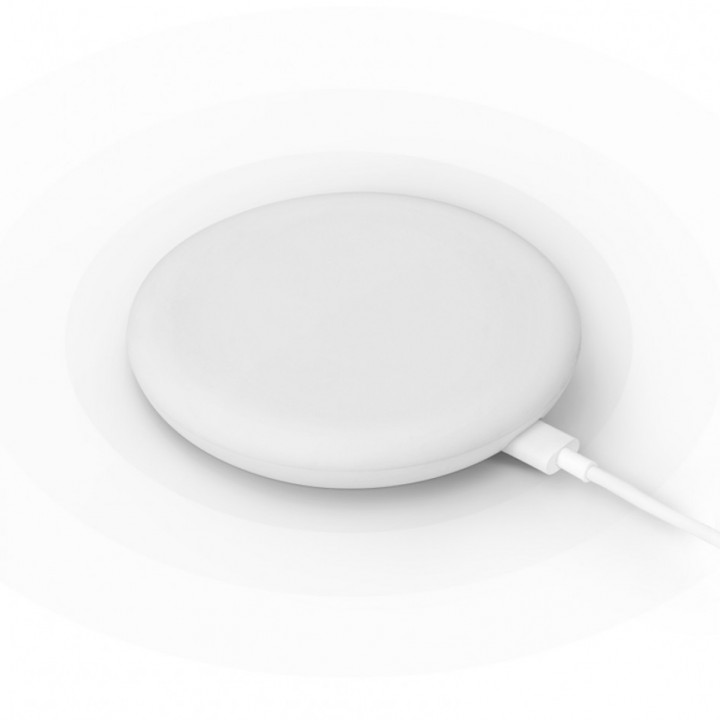 Беспроводное зарядное устройство Xiaomi Qi Wireless Charger (20W) (MDY-10-EP) (Белый)