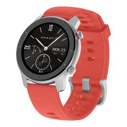 Смарт-часы Xiaomi Amazfit GTR 42 mm (Красный) (A1910)