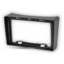 """CARAV 22-411 (9"""" монтажная рамка для а/м HYUNDAI H-1, Starex 2007-15; i800, iMax 2008-15 (черный)"""