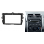 "CARAV 22-505 (9"" монтажная рамка для а/м TOYOTA Corolla 2007-13 (черный))"