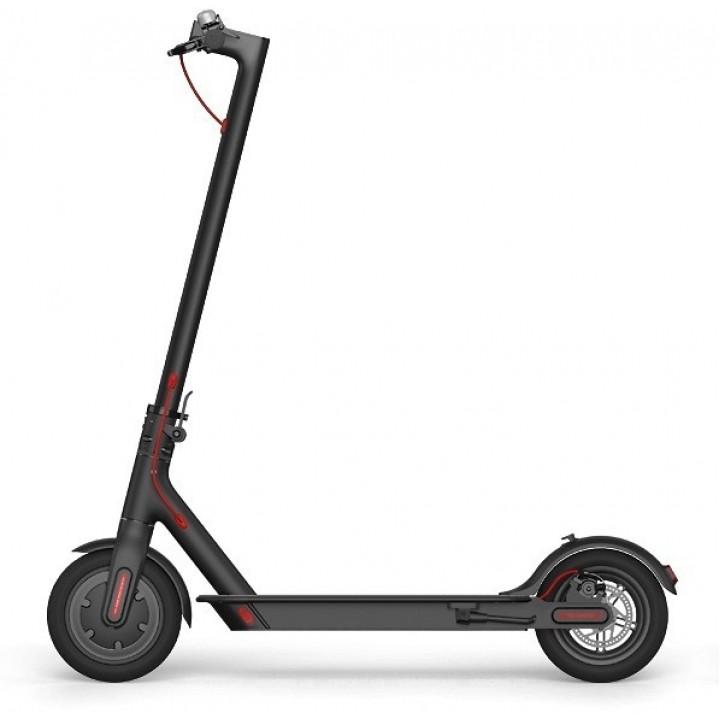 Электросамокат Xiaomi MiJia M365 Pro Electric Scooter (Черный)