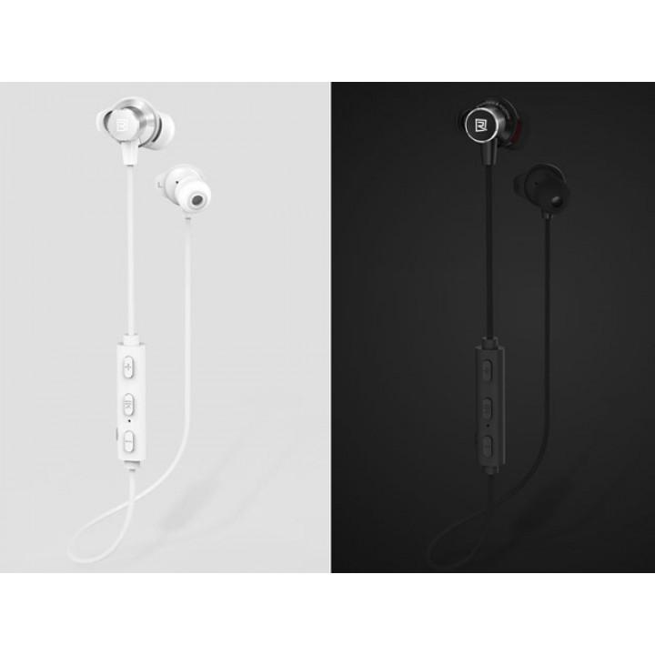 Беспроводные наушники REMAX Sporty Bluetooth Earphone RB-S7 Белые