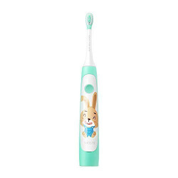 Электрическая зубная щетка детская Xiaomi Soocas Сhildren's Electric ToothBrush C1 (Зеленый)