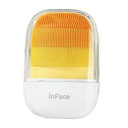 Аппарат для ультразвуковой чистки лица Xiaomi inFace Electronic Sonic Beauty Facial (Оранжевый)