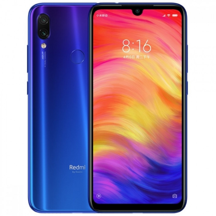 Xiaomi Redmi Note 7 3/32Gb РОСТЕСТ (Синий)