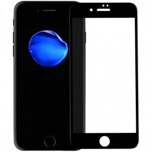 Защитное стекло AUZER iPhone 6 Plus/7 Plus/8 Plus (Черное)