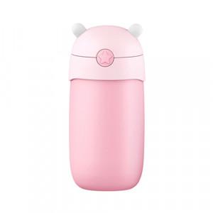 Детский термос Xiaomi MITU (Rice Rabbit) (435 ml) (розовый)