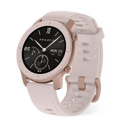 Смарт-часы Xiaomi Amazfit GTR 42 mm (Розовый) (A1910)