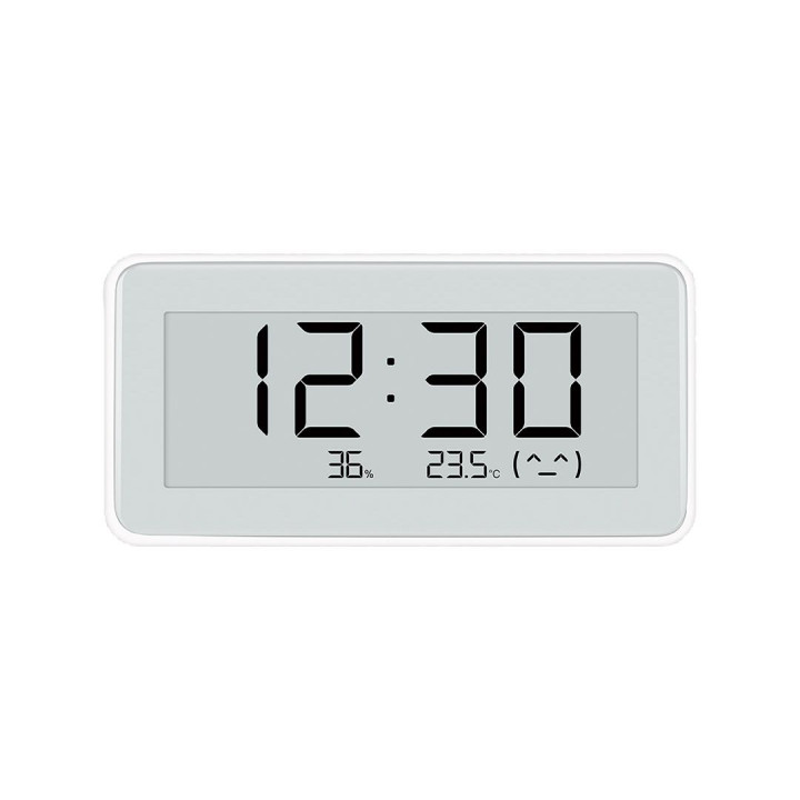 Часы-датчик температуры и влажности Xiaomi Mijia Temperature And Humidity Electronic Watch (NUN4058CN)