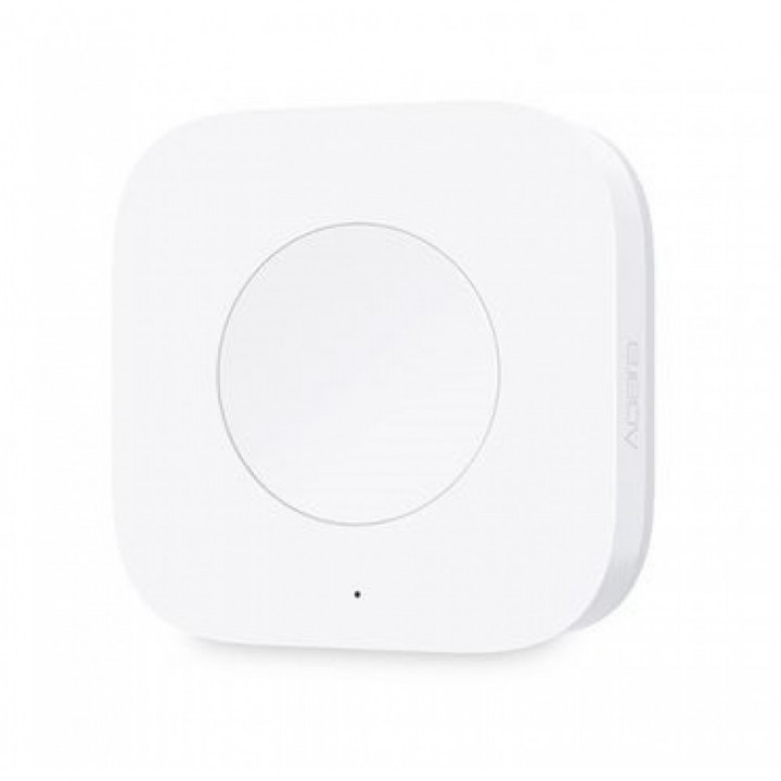 Умный выключатель Xiaomi Аqara Smart Wireless Switch (WXKG12LM)