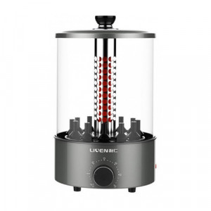 Электрошашлычница Xiaomi Liven Automatic Rotating Skewer Machine (CN) (KL-J121)