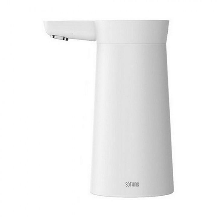 Помпа автоматическая Xiaomi Sothing Bottled Water Pump (Белый) (DSHJ-S-2004)