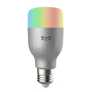 Умная Wi-Fi лампочка Xiaomi Yeelight LED Smart Bulb Global version (YLDP06YL) (цветная)