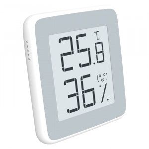 Датчик температуры и влажности Xiaomi Miaomiao Square Temperature and Humidity Sensor (MHO-C201)