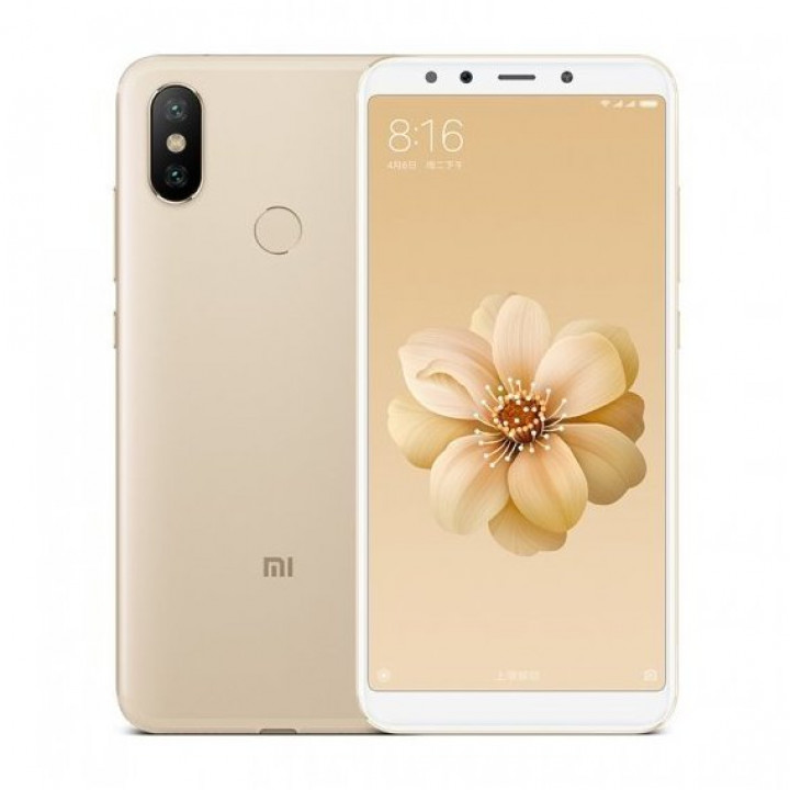 Xiaomi Mi A2 4/64Gb Global Version (Золотой)