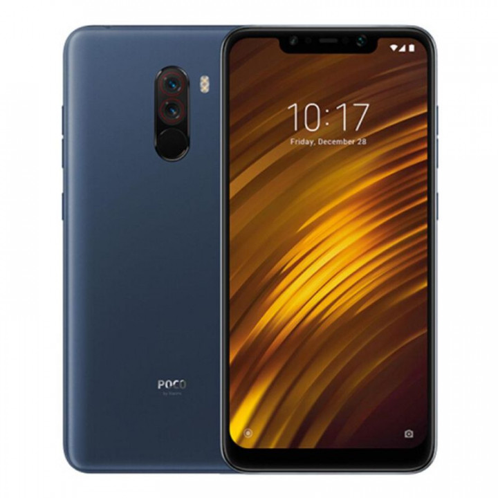 Xiaomi Pocophone F1 6/128Gb Global Version (Синий)