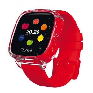 Детские часы с GPS Elari KidPhone Fresh (Красный)