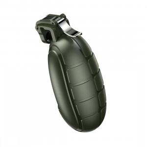 Курок-триггер Baseus Grenade Handle For Games (Зеленый)