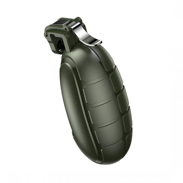 Курок-триггер Baseus Grenade Handle For Games (Зеленый) (ACSLCJ-06)