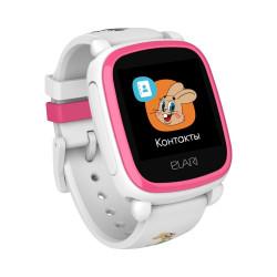 Детские часы с GPS Elari KidPhone «Ну, погоди!» (Белый)